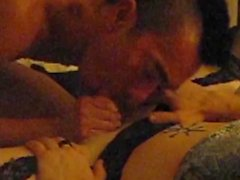 hot asian male fucks shemale suck each other till he cums in her mouth