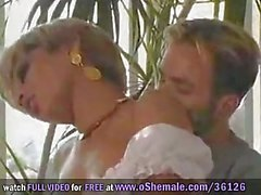 Mutual Oral Sex With Hot Blonde TS