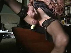 Transsexual In Sexy Solo