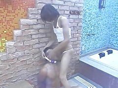 TEENAGE TRANSSEXUAL NURSES 2 - Scene 2
