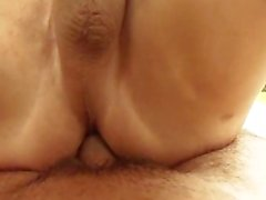 BIG BUTT TRANSSEXUALS BAREBACKING POV 4 - Scene 3