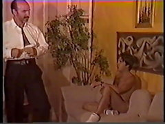 Vintage sissyficated faggot getting spanked and fucked