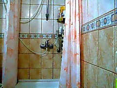 amateur turkish crossdresser shower