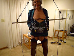 Ronni Strung-Up for torment ... from Stephanie OCT 2019