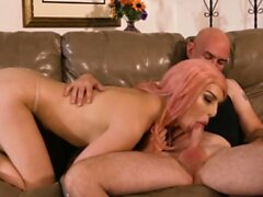TS Chanel loves getting fuck by dudes boner
