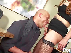 My Transexual boss - vignette 5