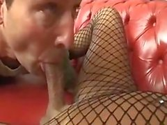 TS Anna Paola fucks guy